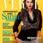 Indian Tennis Star Sania Mirza Magazine Photos