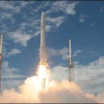 SpaceX Makes First Supply Launch to ISS