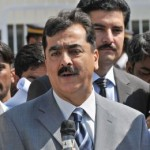 Former PM Gilani Named as Accused in Ephedrine Case
