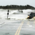 (New Jersey) Mega Storm Sandy Makes Landfall