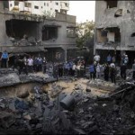 New Israel Strike on Gaza Kills 3 Pushes Toll to 80
