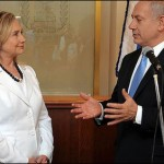 Hillary Clinton in Israel calls for Gaza De Escalation