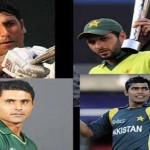 FBR Isues Notices to Shahid Afridi-Razzaq-Younis and Akmal