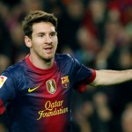 Messi hits Record 86th Goal in 2012