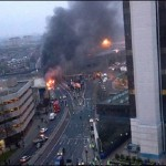 Two kills in Helicopter Crashes (London)