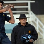 Mohammad Irfan and Younis Shine in South Africa Practice Match