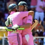 Hashim Amla and De-Villiers Smash South Africa to Win over 3rd ODI