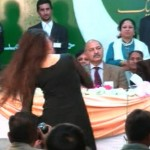 PML-Q Top Leaders Enjoy Dance Performance