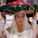 Pakistani Model Veena Malik Seeks Blessings at Ajmer Sharif