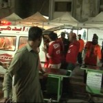 10 Killed over 40 Injured as Blast Targets ANP Office (Karachi)