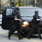 US Police Captured Boston Marathon Bomb Suspect