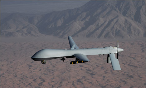 Secret Drone Deal With US