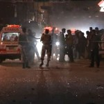 20 Including Women Chilldren Hurt in Mehmoodabad Blast (Karachi)