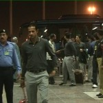 Pakistani Cricket Players Leave England For ICC Champions Trophy