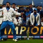 India beat England by 5 Runs to Win Champions Trophy Final