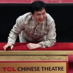 Jackie Chan Leaves Imprints in Hollywood for The Second Time