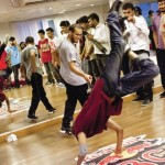Local Street Dancers Break a Leg With International Stars