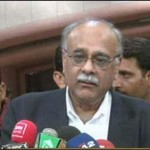Najam Sethi says No Team Ready to Visit Pakistan