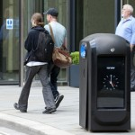 Spy Bins Raise Privacy Fears in London