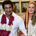 Wasim Akram Marries Australian Fiance Shaniera Thompson