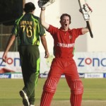 Zimbabwe beat Pakistan 1st ODI for First Time in 15 Years