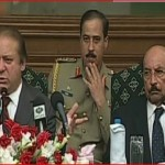 PM Nawaz Sharif says No Compromise No Politics on Karachi Peace