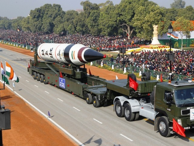India Tests Nuclear Capable Missile with Range as Far as Beijing
