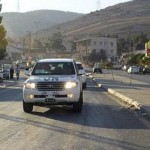 Hint at Source of Syria Chemical Attack (UN Report)