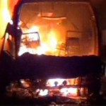 Bus Tanker Collision 40 Killed (India)