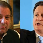 British PM David Cameron Phones PM Nawaz Sharif