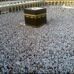 Muslims Gather at Mina for Hajj Rituals