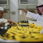 Arab Spring Hardships hit Mecca Gold Sales