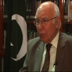 Sartaj Aziz Informs US has no Objection to Taliban Talks