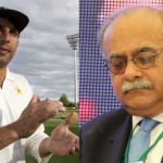 Najam Sethi backs Misbah for Pakistan Captaincy Until 2015