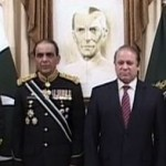 PM Nawaz Sharif lauds Gen Kayani at Farewell Dinner