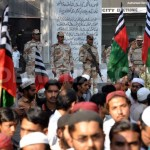 Security Beefed up in Country for Todays Protest Demos