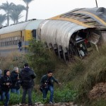 20 People killed Train Crash in Egypt