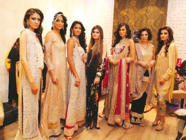 Bridal Asia week in India