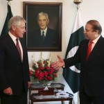 Lift NATO Blockade or Risk Billions in Aid (Hagel to PM Sharif)