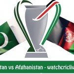 Pakistan win by 6 Wickets Against Afghanistan (Sharjah T20)