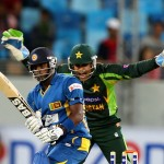 Pakistan Thrash Sri Lanka by 3 Wickets Dubai T20
