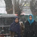 Quetta Receives First Snowfall