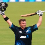 New Zealand Anderson Scores Fastest ODI Century Beats Shahid Afridi Record