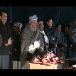 Martyred Police Officials Funeral Prayer Performed (Amir Muqam Attack)