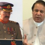 PM Sharif and Army Chief for Joint Strategy Against Terrorists