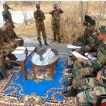Pak-India Army Officers Meet in Rawalakot to Review Ceasefire on LoC