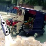 After Qingqi now Rocket Rickshaw Is In