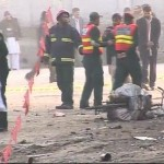 9 Including Five Amry men killed in Suicide Attack Near GHQ
