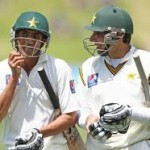 Pakistan vs Sri Lanka 1st test Younus and Misbah Hundreds
