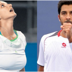 Sania Mirza Beat Aisamul Haq in Mixed Doubles (Australian Open)